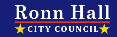 Ronn Hall City Council